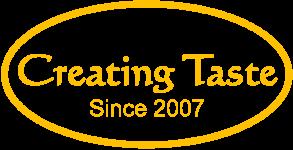 Creating Taste!