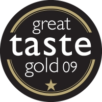 *Gold in 2009 Great Taste Awards